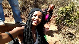 KITENGELA HOT GLASS VISIT👭||Tembea Kenya Adventures
