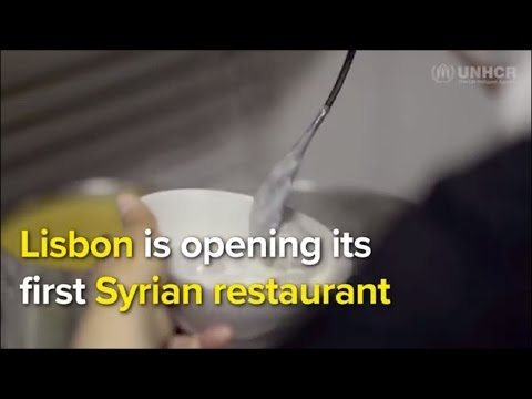 Lisbon is opening its first Syrian restaurant