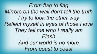 Saybia - Flags Lyrics