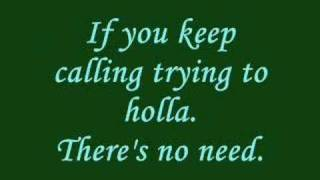 cherish-stop calling me *lyrics*