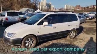 [Autowini.com] 2004 Hyundai Trajet XG GLS 2WD A/T 9 Seats (Automobile INT'L Co)