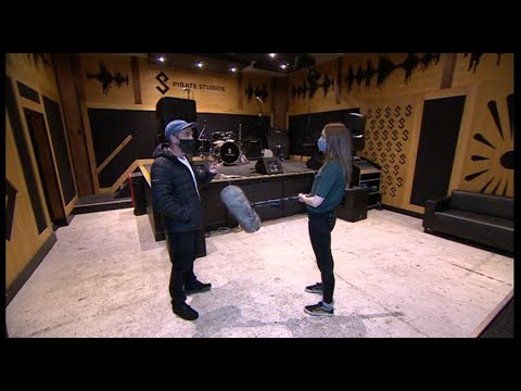 Pirate studios - BBC Points West