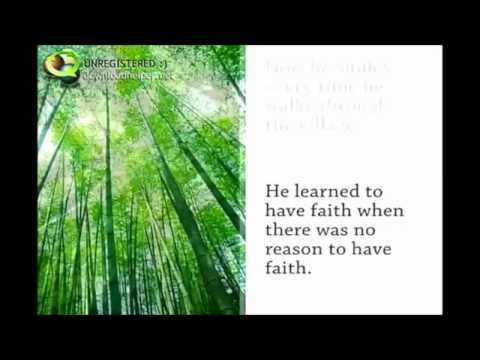 The Chinese Bamboo Story Youtube