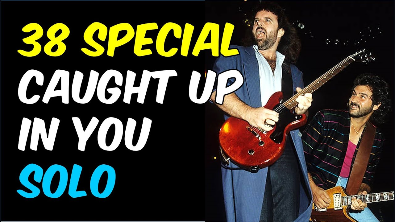 15 Special Caught Up In You Guitar Lesson   Note for Note Solo Tab