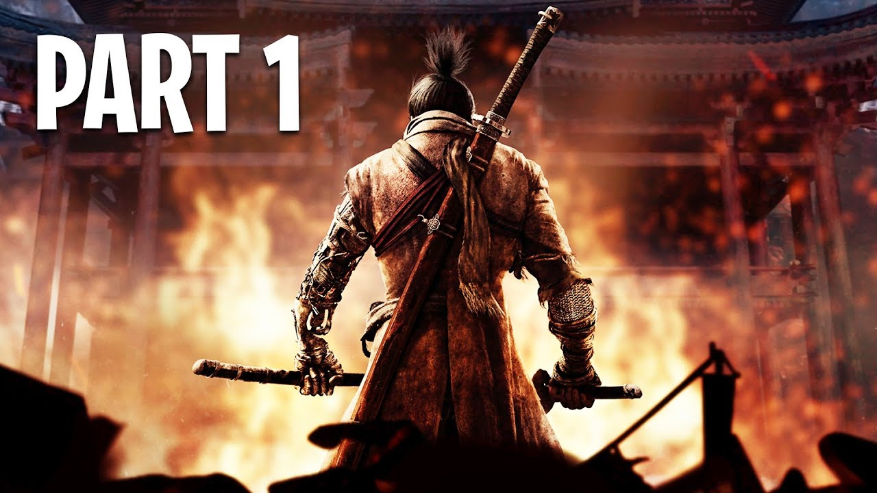 HARDEST GAME EVER?! (Sekiro: Shadows Die Twice, Part 1) thumbnail