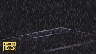 【雨の音】ぐっすり眠るための雨音 1時間06分