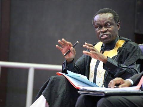 Prof P.L.O Lumumba: