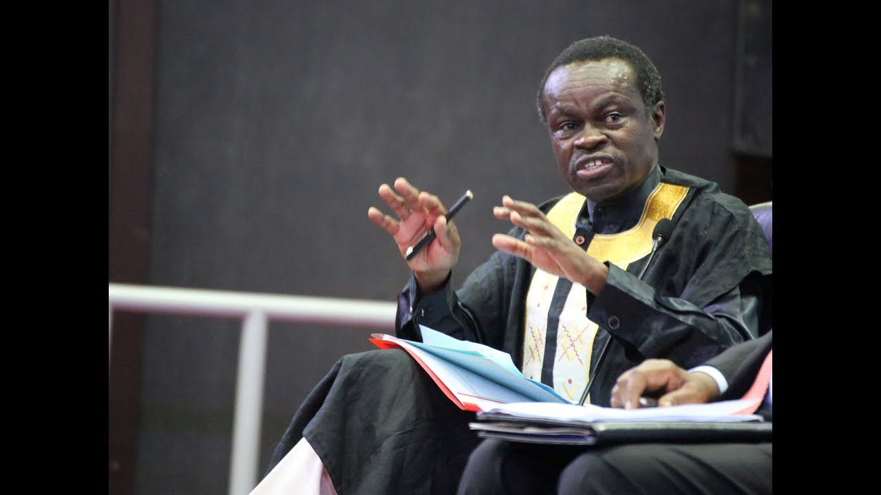 """Prof P.L.O Lumumba: """"Africa is on dinner table Eaten by Superpowers"""""""