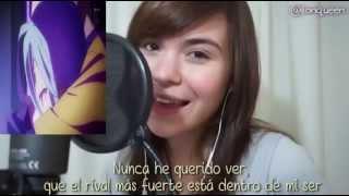 No Game No Life, This Game, Karaoke Español (Versión Ilonka)
