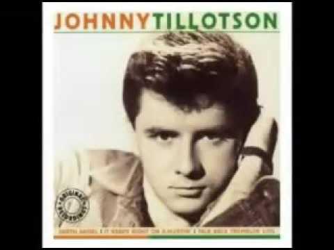 karaoke johnny Tillotson POETRY IN MOTION