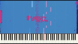 Thom Yorke : Suspirium - Piano Tutorial/Transcription