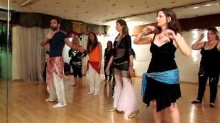 Belly Dance Video -  Asi Haskal  - Photo yonit ozeri