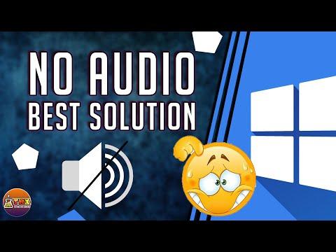 how-to-fix-audio-problem-on-hp-pavilion-windows-10-2018-|-tested-hp-au114tx-realtek