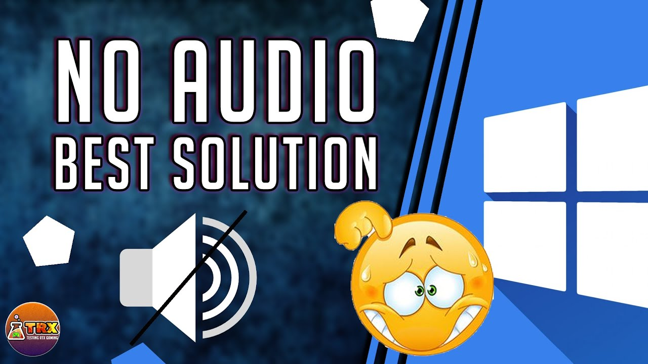 How to Fix Audio Problem on HP Pavilion Windows 10 2018 | Tested HP AU114TX  Realtek