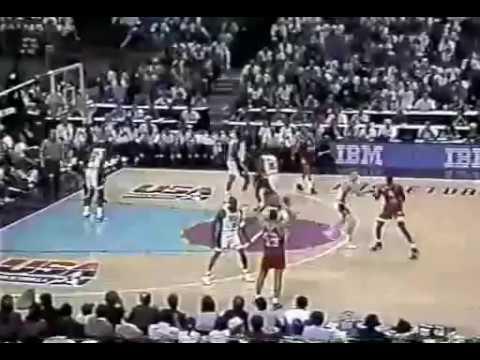 VENEZUELA VS EEUU CON ELDream team  portland 1992