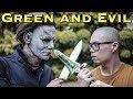 Green and Evil - feat. Michael Myers [FAN FILM] Power Rangers | Halloween