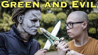 Green And Evil - Feat. Michael Myers Fan Film Power Rangers  Halloween