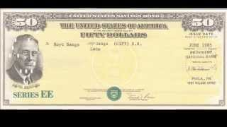 How To Trade In Savings Bonds