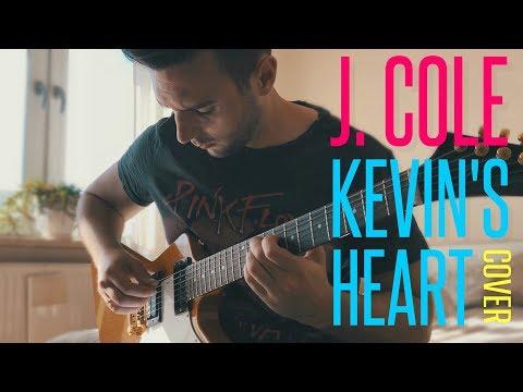 J. COLE - KEVIN'S HEART | PassiveAggressive GUITAR COVER