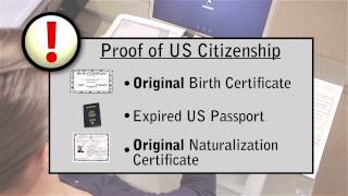 Rush My Passport Instructional Video