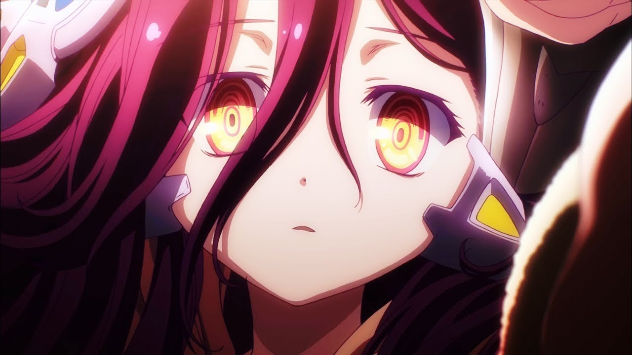 No Game No Life: Zero Movie Theme Song - THERE IS A REASON / Konomi Suzuki [ENG SUB]