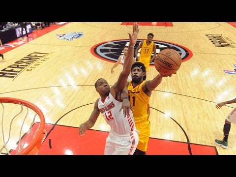 NBA D-League Impact Player of the Year: John Holland, Canton Charge