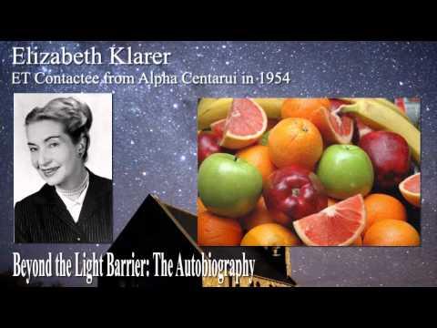 Elizabeth Klarer, ET Contactee from Alpha Centauri 2of4  Low music
