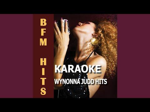 Girls with Guitars (Originally Performed by Wynonna Judd) (Karaoke Version)