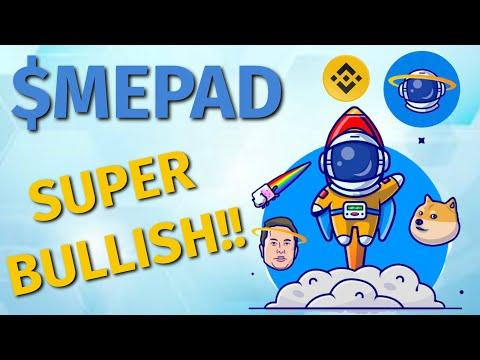 $MEPAD Meme Pad IDO Platform For Meme Coins | SUPER BULLISH!!