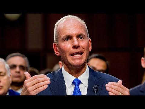 Full Testimony: Boeing CEO Dennis Muilenburg Testifies Before Congress On 737 Max