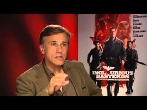 Inglourious Basterds cast on Quentin Tarantino - YouTube