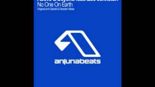 Above & Beyond feat Zoe Johnston - No One On Earth (Gabriel & Dresden Mix)