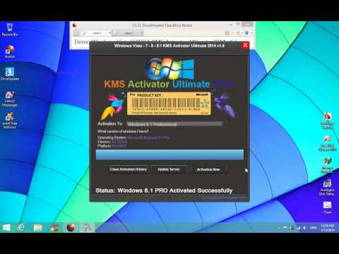 kms activator for windows 8.1 pro