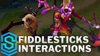 Fiddlesticks & Surprise Party Special Interactions