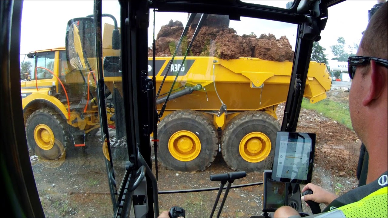 excavator-load-weighing-system