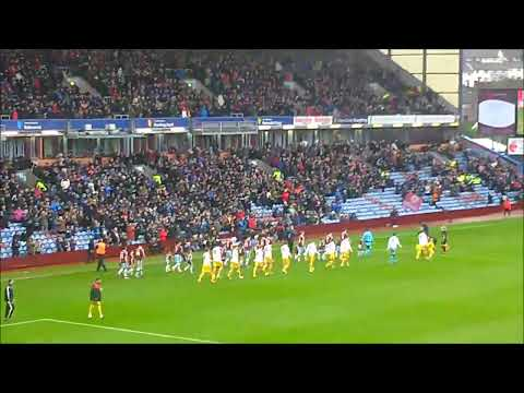 Burnley Vs Rotherham United - Match Day Experience