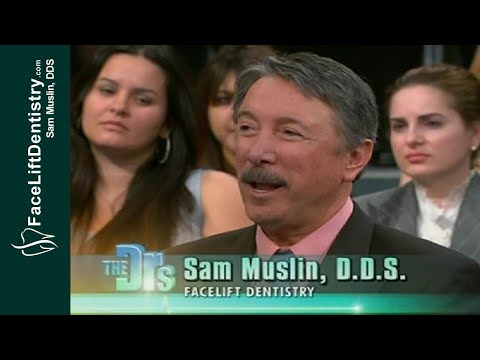 Face Lift Dentistry Featured on The Doctors TV