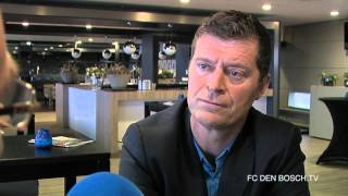 FCDB TV Interview Peter Bijvelds