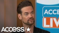 Shane West Confesses He Had A Thing For Mandy Moore During 'A Walk To Remember' | Access