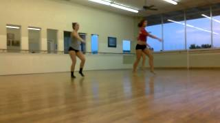 choreography-A Little Party Never Killed Nobody