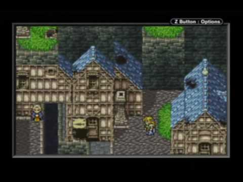 Final Fantasy VI walkthough part 70: Cyan's Silk Flowers