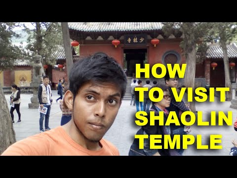 How to visit Shaolin Temple