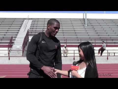 USC Pro Day 2014 Player Interviews