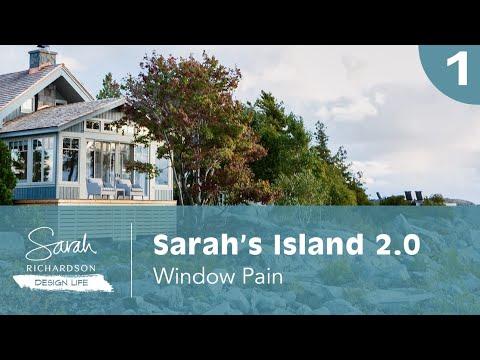 Sarah's Cottage - Take Two: Window Pain