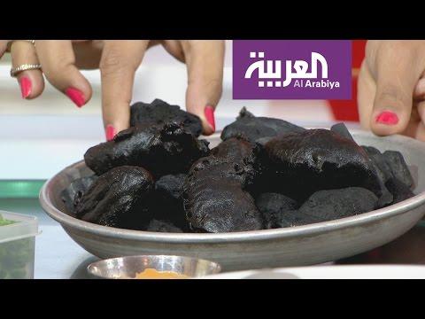 صباح العربية : مطعم في دبي يقدم لزبائنه الفحم والحصى