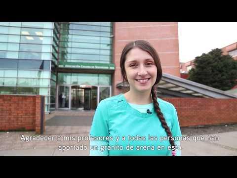 Kinesiología UDD - Testimonio Natalia Parra