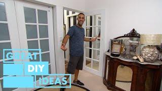 How To Fit a Door Stop | DIY | Great Home Ideas