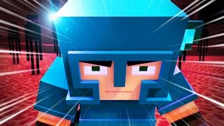"Minecraft Song ""Little Square Face 3"" (Minecraft Song by Minecraft Jams) Minecraft Animation"