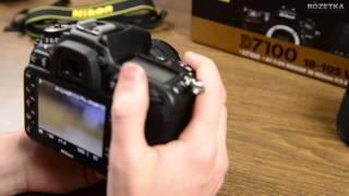 Зеркальный фотоаппарат Nikon D7100
