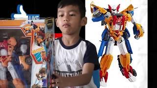 Mainan Tobot Titan UNBOXING
